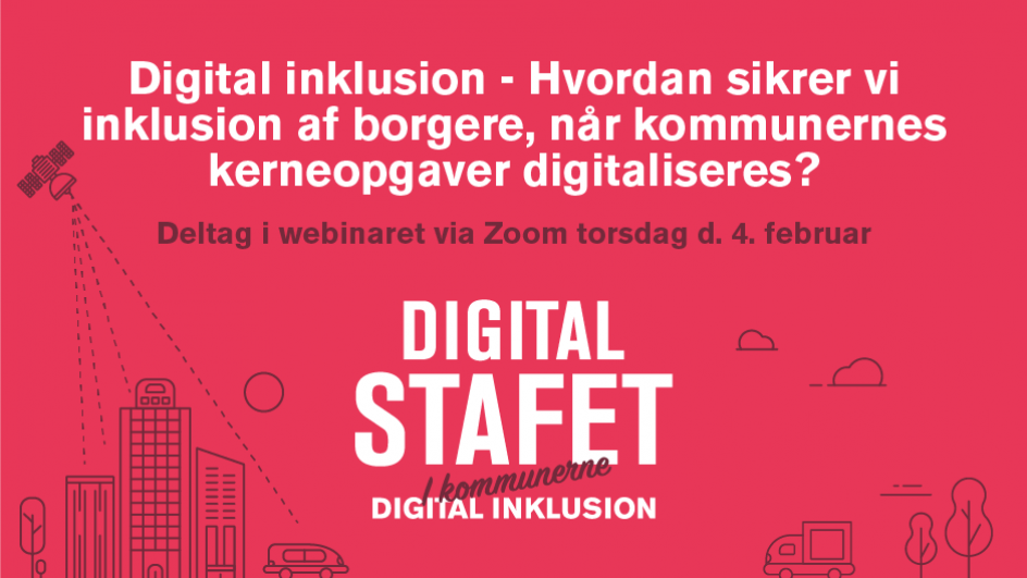 digital stafet i kommunerne
